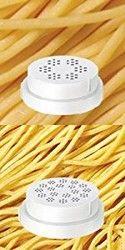 Formaufsätze für Engelshaar-Nudeln/ dicke Spaghetti