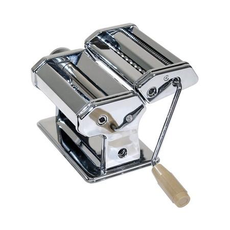 Axentia Nudelmaschine manuell mit handkurbel betrieben