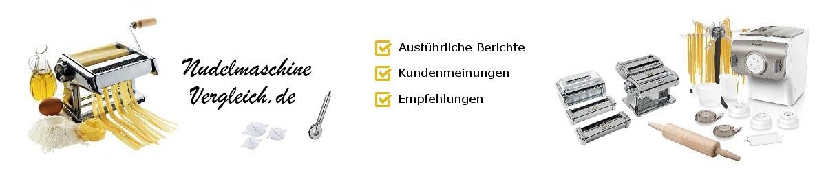 Nudelmaschine-vergleich.de - Übersicht & Banner