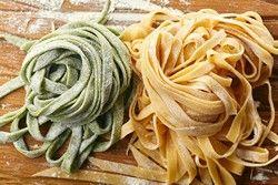 Glutenfreie Pasta herstellen
